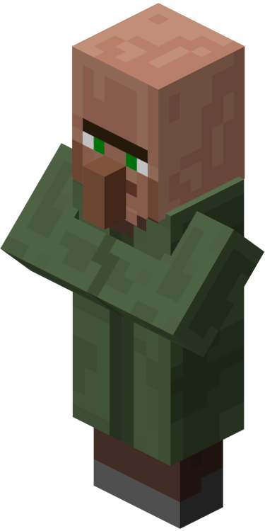 Nitwit 				Villager